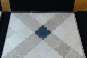 Modèle provençal créé sur 3 tons